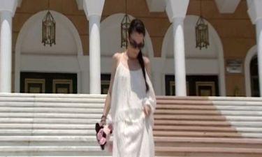 Πέγκυ Τρικαλιώτη-Θανάσης Δόσης: Βάπτισαν την κόρη τους!