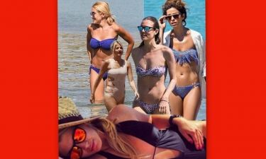 Oι Ελληνίδες celebrities μόνο με το... μαγιό τους: Ποια σχέδια προτιμούν;