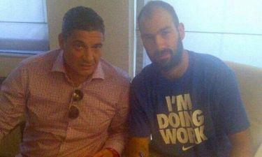 The Story is Over: Ο Σπανούλης υπέγραψε για 3 χρόνια!