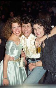 Θυμάστε πως ήταν Μενεγάκη, Ρουβάς και Ψινάκης 20 χρόνια πριν; Δείτε τους!