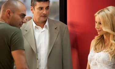 Η Μαρία Λουίζα Βούρου στην πρώτη της ταινία και ο… Mr Big