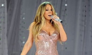 Στο νοσοκομείο η Mariah Carey μετά από τραυματισμό (φωτό)