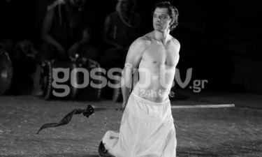 Σάκης Ρουβάς: Κατενθουσιασμένος με την παρουσία του ως Διόνυσος!