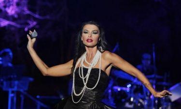 Εντυπωσίασε η Λοτσάρη στη συναυλία της στο Θέατρο Βράχων!