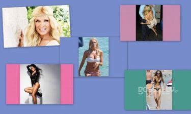 Η σέξι Κατερίνα Καινούργιου, οι κοιλιακοί της Παπαδοπούλου και το σέξι «ατύχημα» της Brandi Glanville!