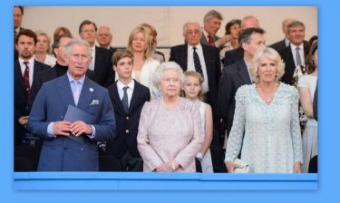 Η Kate Middleton ετοιμόγεννη και η βασιλική οικογένεια... σε gala!