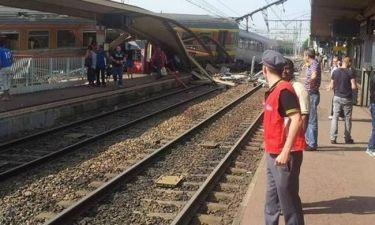 Εκτροχιασμός τρένου στη Γαλλία με νεκρούς και τραυματίες