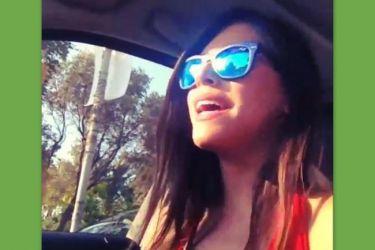Demy: Έπεσε σε μποτιλιάρισμα και άρχισε τραγούδι μέσα στο αυτοκίνητο!