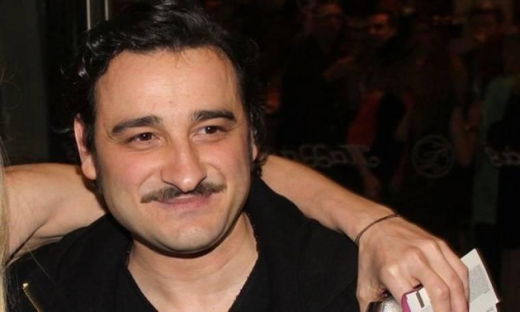 Βασίλης Χαραλαμπόπουλος: «Η τέχνη είναι παυσίπονο»