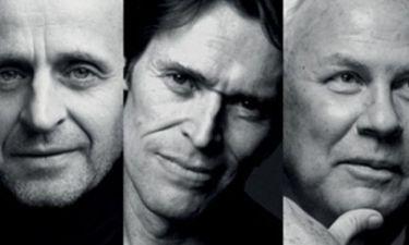 Νταφόε, Μπαρίσνικοφ και Μπομπ Γουίλσον έρχονται στην Αθήνα