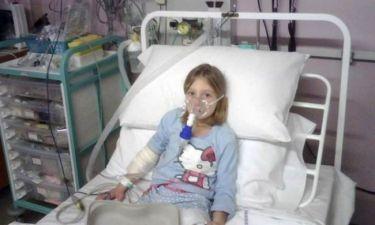 Έχει νοσηλευτεί 32 φορές και κινδυνεύει να πεθάνει από ένα απλό συνάχι!
