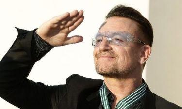 Βραβεύτηκε ο Bono των U2