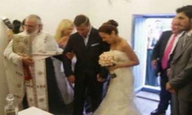 Παντρεύτηκε ο Παναγιώτης Στάθης!