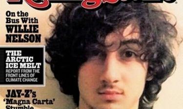 Σάλος με το εξώφυλλο του περιοδικού «Rolling Stone»