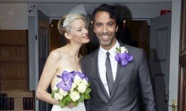 Η κόρη της Madonna, Lourdes, πήγε στο γάμο του πατέρα της, φορώντας μαύρη μαντήλα