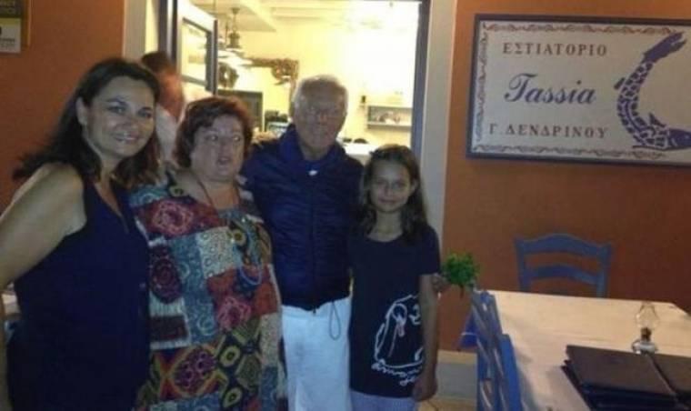 O Giorgio Armani στο Φισκάρδο!
