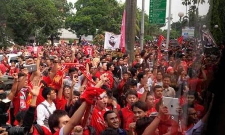 Λίβερπουλ: «Τρέλα» στην Ινδονησία! (photos+video)