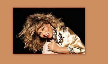 Tina Turner: Ντύθηκε νυφούλα