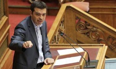 Κόντρα Τσίπρα – Καψή στη Βουλή για την ΕΡΤ