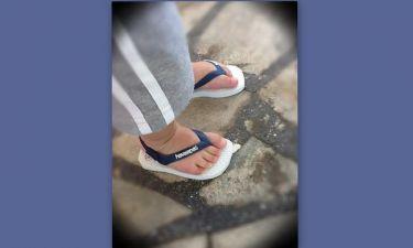 Τα trendy πατουσάκια του Λιάγκα Junior!