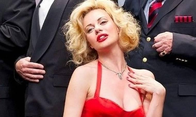 Να που τελικά η Ζέτα αντέγραψε τη Marilyn!