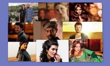 Τα ερωτικά σκάνδαλα των Τούρκων πρωταγωνιστών