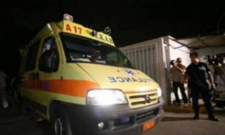 Τραγωδία στο Κορδελιό: 31χρονος παρασύρθηκε από τρένο
