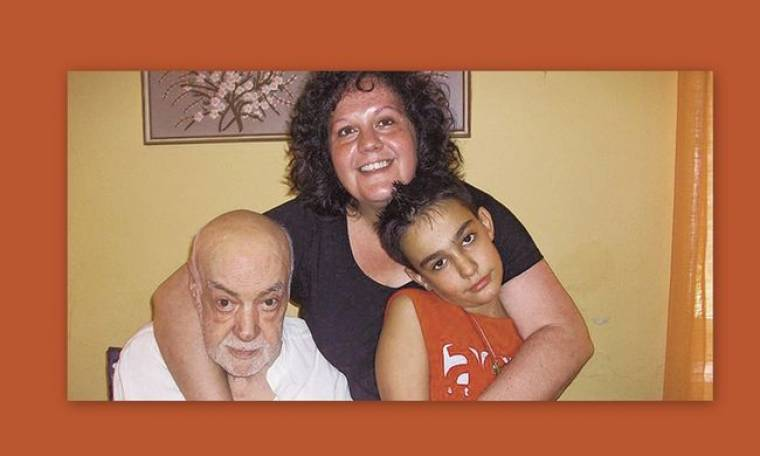Γενέθλια για τον γιο του Μπάρκουλη έξω από την Εντατική!