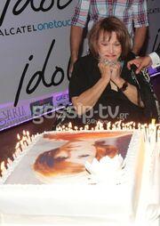 Η έκπληξη του Ψινάκη στην Μαίρη Χρονοπούλου για τα γενέθλιά της! (φωτό)