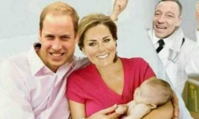 Τσέλσι: Ο Τέρι και η... γέννηση του διαδόχου του θρόνου! (photos)