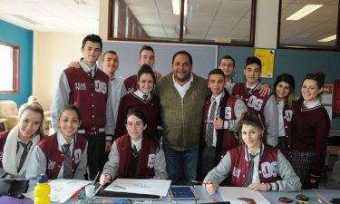 Στέλιος Διονυσίου: Επισκέφθηκε κολέγιο της Αυστραλίας