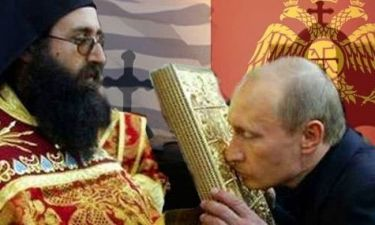 Βλαντιμίρ Πούτιν: Ιερό προσκύνημα σε Άγιον Όρος, Πάτμο και Μυστρά