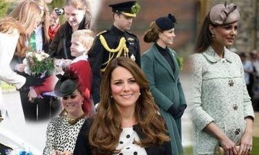 Kate Middleton: Όλα όσα διαβάσαμε, ακούσαμε και είδαμε μέχρι την γέννηση του βασιλικού μωρού