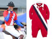 Οι fashionistas προτείνουν look για το μωρό της Middleton και του William για να έχει το style του μπαμπά του!
