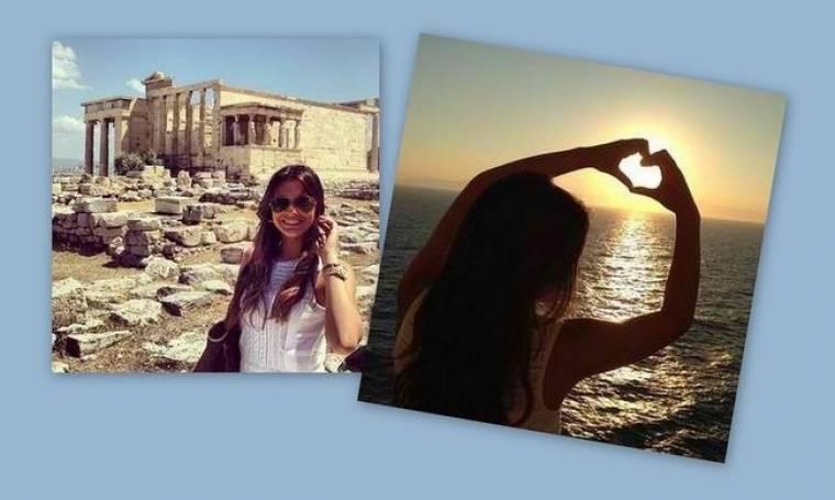 Η αγαπημένη του Νεϊμάρ βολτάρει στην Ελλάδα