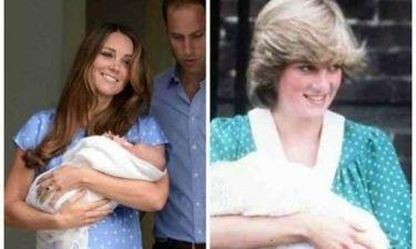 Το φόρεμα που επέλεξε η Kate Middleton για την πρώτη εμφάνιση με το μωρό