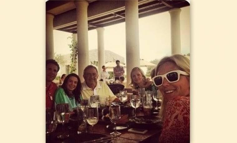 Μαρί Σαντάλ: Οικογενειακές στιγμές με χαμόγελα