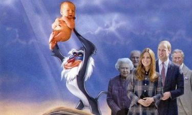 Και η φρενίτιδα με το βασιλικό μωρό… συνεχίζεται!