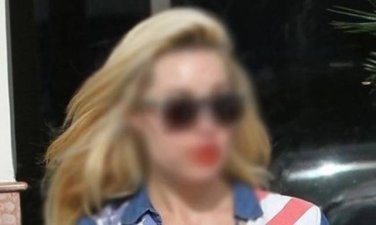 Στο ψυχιατρείο διάσημη σταρ μετά από εμπρησμό!(video)