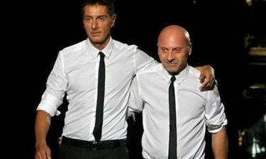 Dolce & Gabbana: «Εμείς φοροφυγάδες; Εμείς είμαστε αγαθοί άνθρωποι»