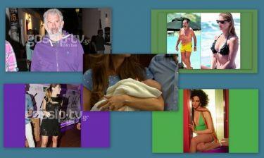 Το διάφανο φόρεμα της Κούρκουλου, οι πρώτες φωτογραφίες του μωρού της Middleton και το ξέσπασμα του Λιάγκα