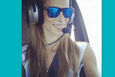 Η Στέλλα Δημητρίου σε ρόλο πιλότου!