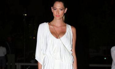 Χριστιάνα Γαργαροπούλου: Στο fashion show του Jean Paul Gaultier