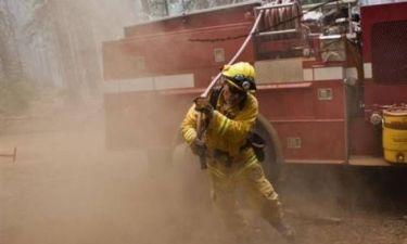 Έβαλε φωτιά για να γίνει πυροσβέστης