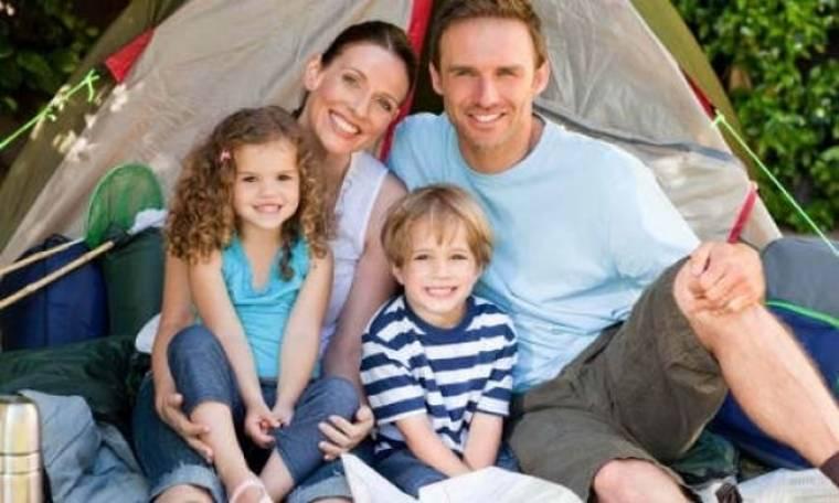 Camping με το παιδί μου! Προετοιμάστε σωστά τις διακοπές σας!