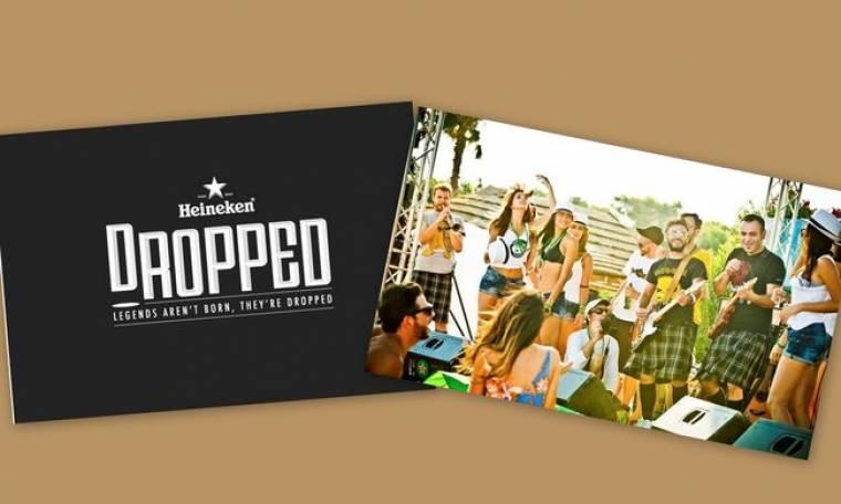 Heineken «Dropped»:ένας Έλληνας προσγειώθηκε στην Καμπότζη και όλοι οι υπόλοιποι «απογειωθήκαμε»!