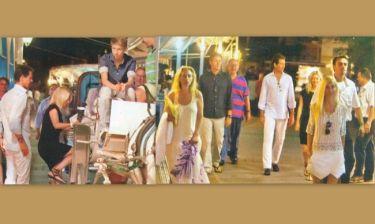 Οικογενειακές διακοπές στις Σπέτσες για την τέως βασιλική οικογένεια