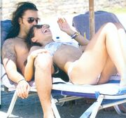 Πιερίδη-Φωτιάδης: Ερωτευμένοι παίζουν «καλικούτσα»