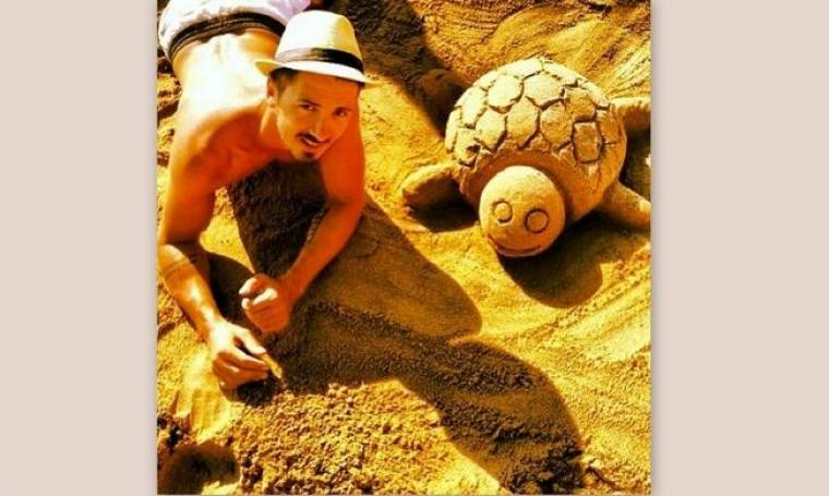 Η χελώνα φέρνει τύχη λένε οι Κινέζοι