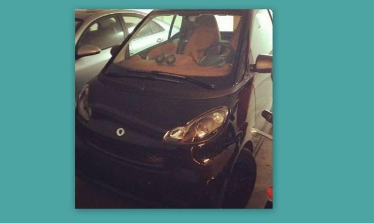 Αγόρασε νέο αυτοκίνητο μετά το τροχαίο ατύχημα, που είχε!